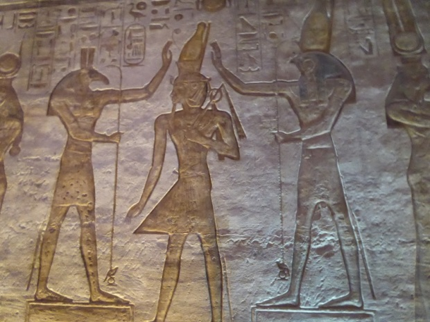 476. Abu Simbel. Templo de Nefertari