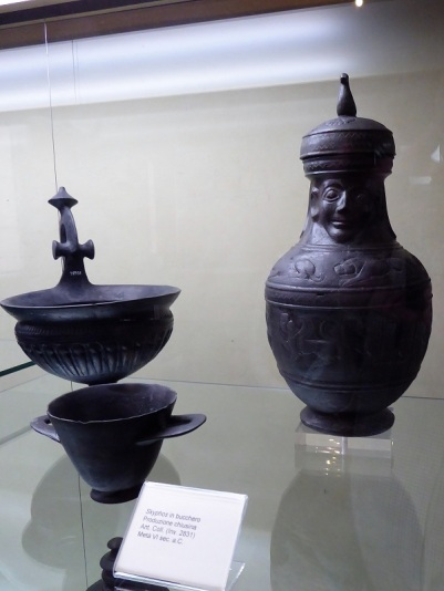 494b. Museo arqueológico.