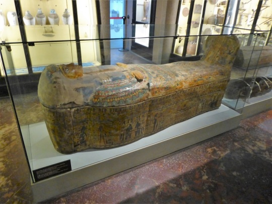 512. Museo arqueológico.