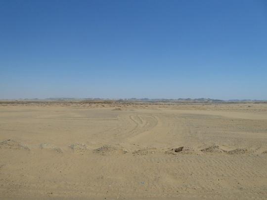 528. Regresando de Abu Simbel