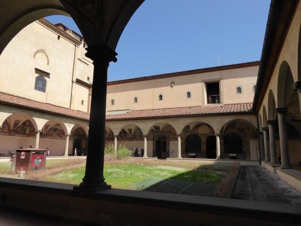 549. Convento de San Marcos. Claustro.