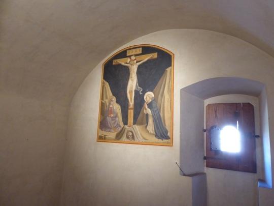556. Convento de San Marcos. Celdas