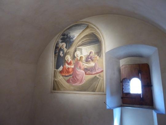 557. Convento de San Marcos. Celdas