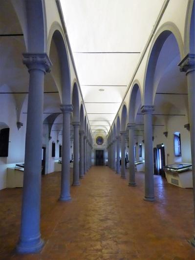 568. Convento de San Marcos. Biblioteca. Obra de Michelozzo