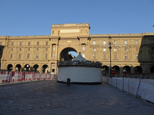 609. Piazza della Reppublica