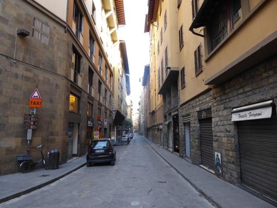 616. Via de Guicciardini