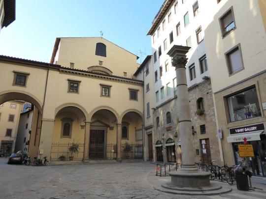 617. Piazza Santa Felicita
