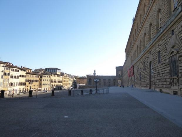 620. Piazza Pitti