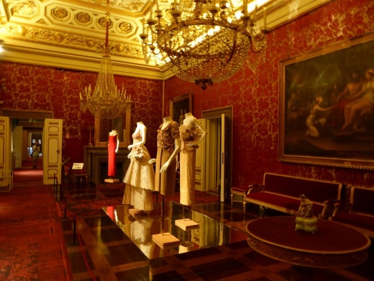 625. Palazzo Pitti. Galería del Vestido