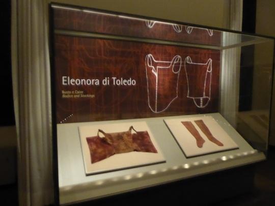 629. Palazzo Pitti. Galería del Vestido