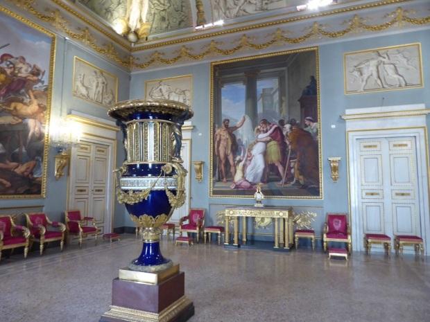 639. Palazzo Pitti. Galería Palatina.