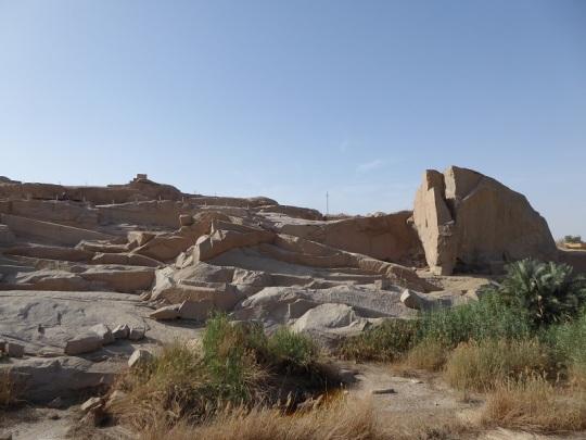 664 Obelisco inacabado