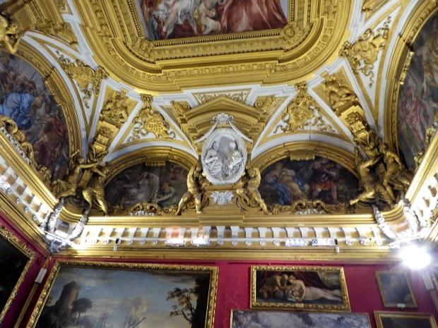 667. Palazzo Pitti. Galería Palatina.
