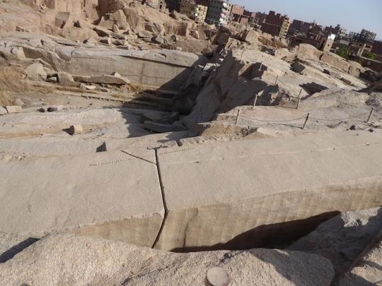 670. Obelisco inacabado
