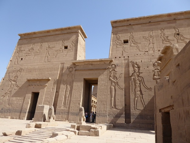 706. Templo de Filae