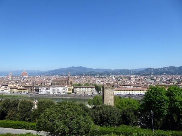 716. Desde el Piazzale Michelangelo