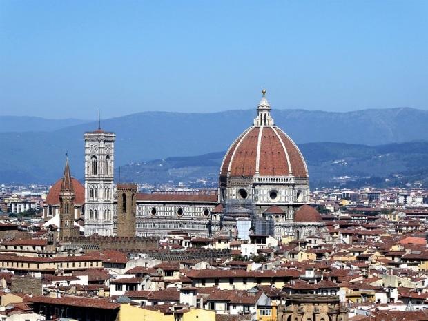 718. Desde el Piazzale Michelangelo