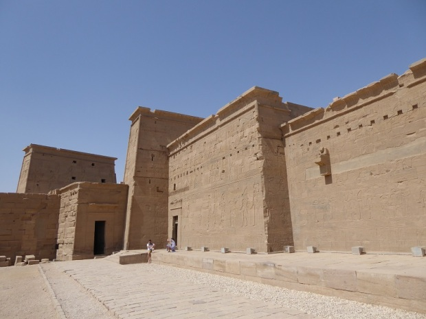 731. Templo de Filae