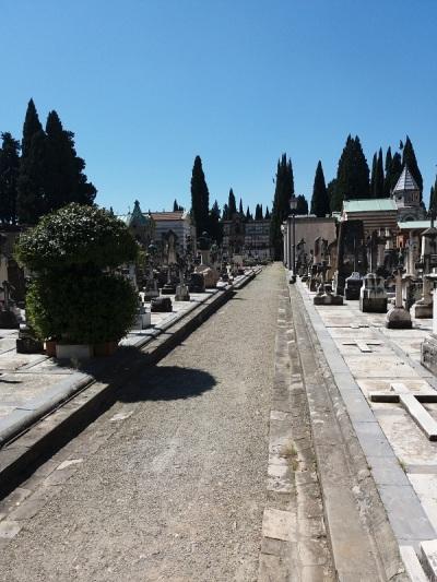734. San Miniato. Cementerio