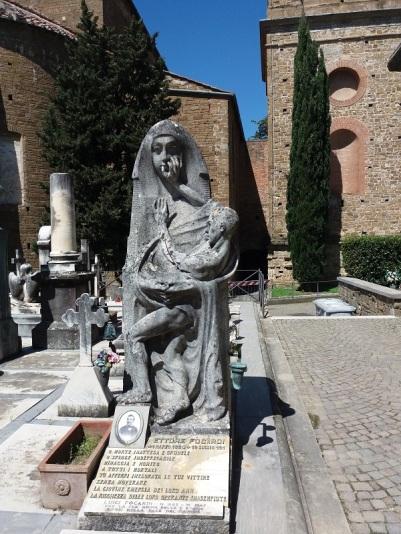 735. San Miniato. Cementerio
