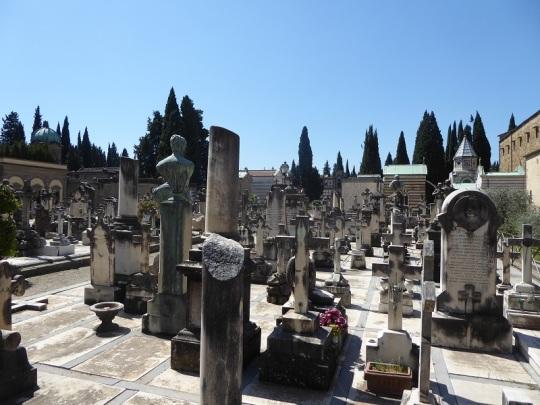 750. San Miniato. Cementerio