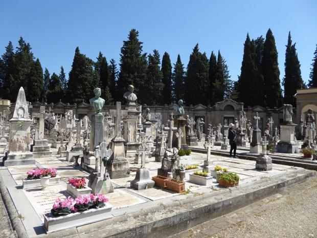 753. San Miniato. Cementerio