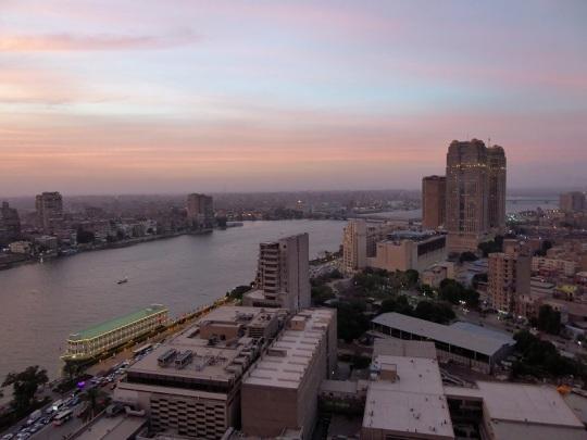 776. El Nilo desde el hotel