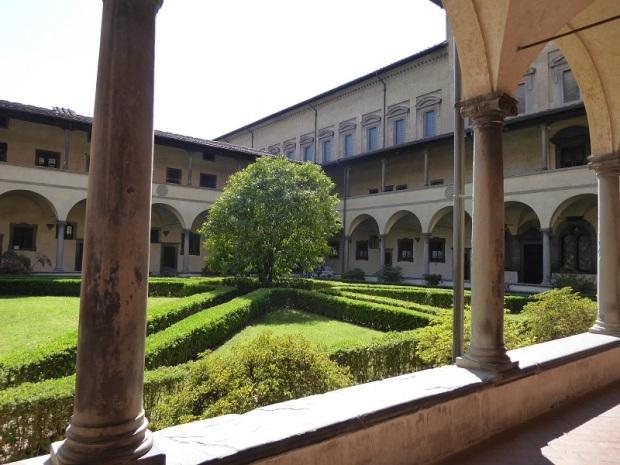 810. San Lorenzo. Claustro de los Canónigos
