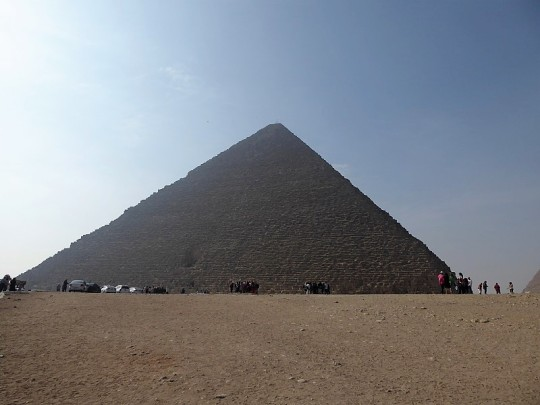 815. Pirámide de Keops