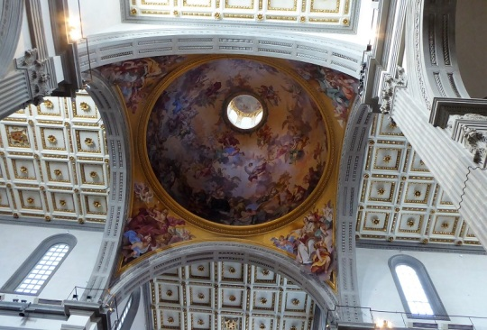 822. San Lorenzo. Bóveda