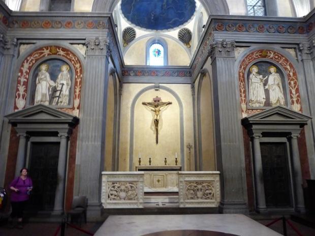 825. San Lorenzo. Sacristía Vieja