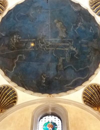 827. San Lorenzo. Sacristía Vieja. Bóveda