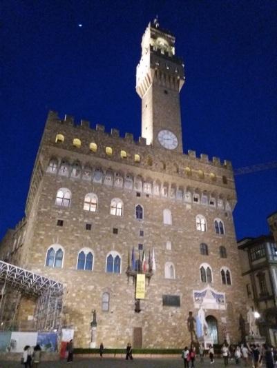 834. Piazza della Signoria