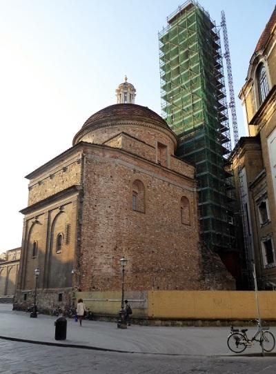 849. San Lorenzo. Sacristía Nueva