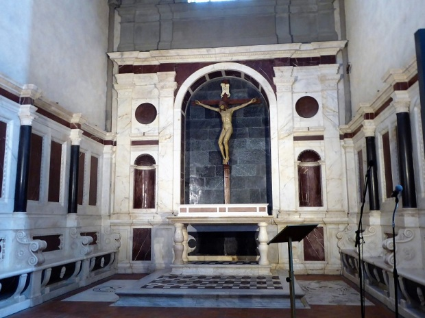 902. Santa María Novella. Capilla Gondi