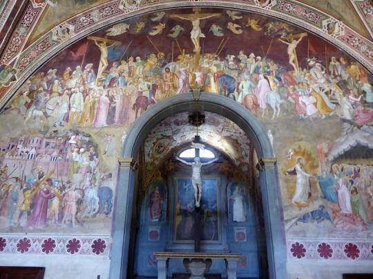 921. Santa María Novella. Capilla de los Españoles