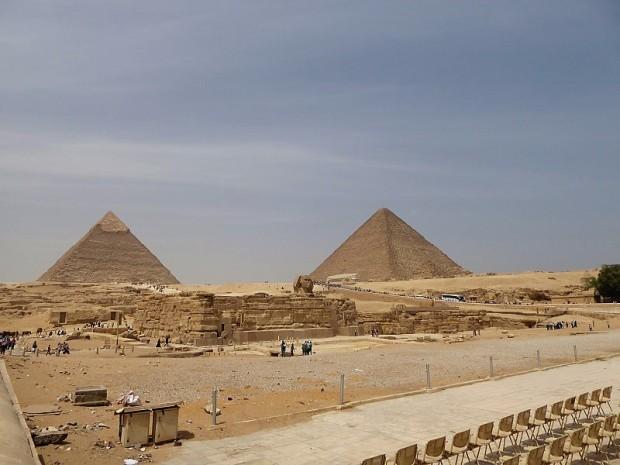 945. Dejando las pirámides