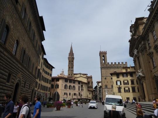 948. Piazza San Firenze