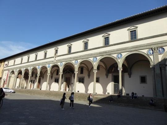 966. Istituto degli Innocenti