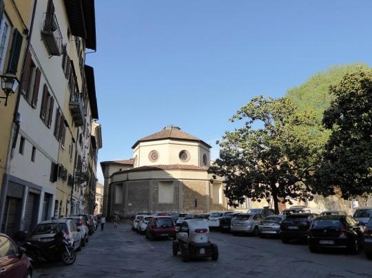 971. Piazza Brunelleschi