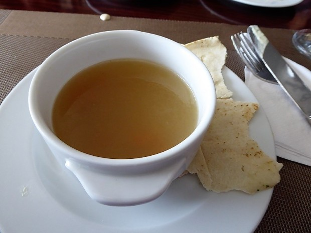 971. Restaurante. Sopa