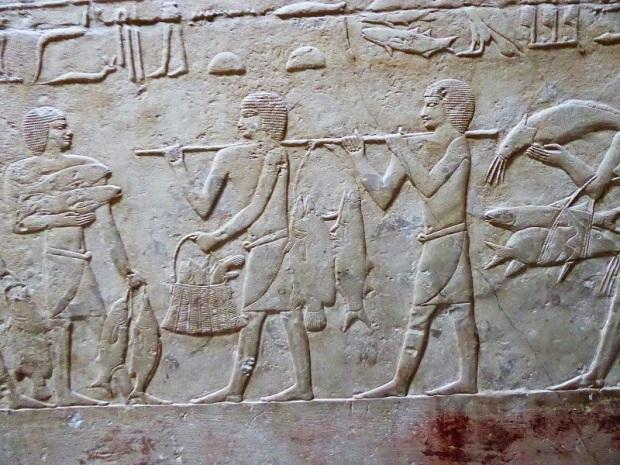 992. Saqqara. Tumba de Kagemni