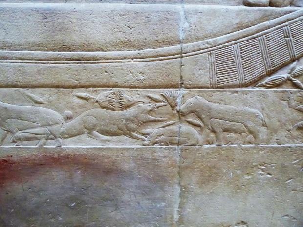 993. Saqqara. Tumba de Kagemni