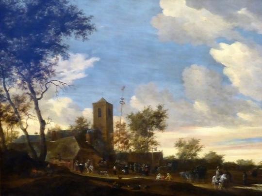 181. Museo de Bellas Artes. Van Ruysdael