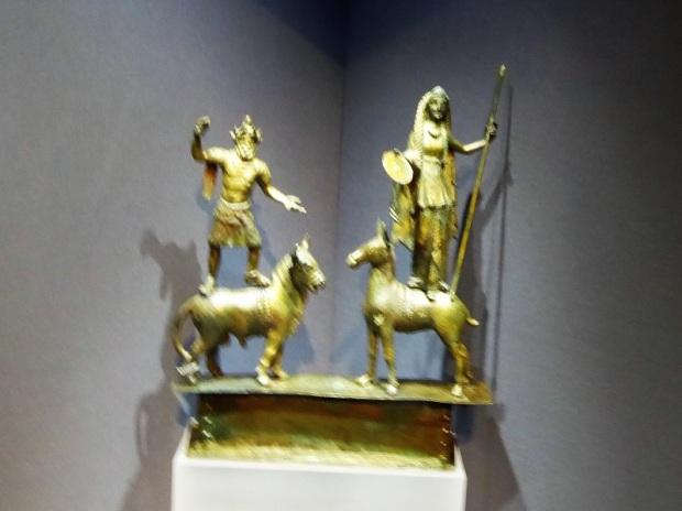 191. Museo de Bellas Artes. Júpiter y Juno