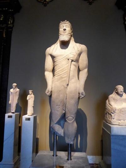 194. Museo de Bellas Artes. VI a. C.