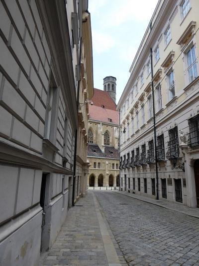 319. hacia la Minoritenkirche