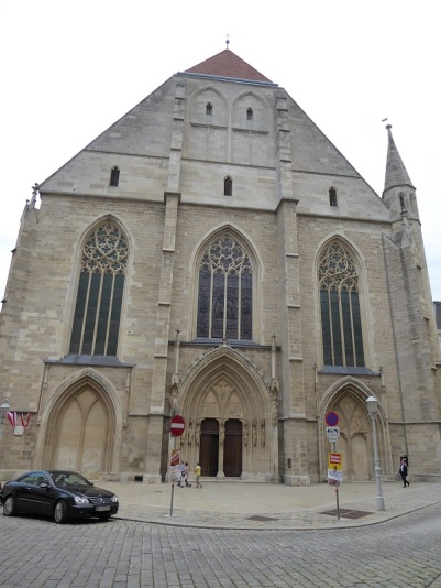 320. MInoritenkirche