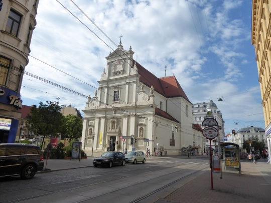400. Iglesia de las Carmelitas