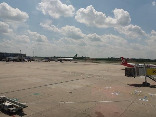 585. Aeropuerto de Viena